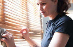 End Of Tenancy Cleaning - Blinds